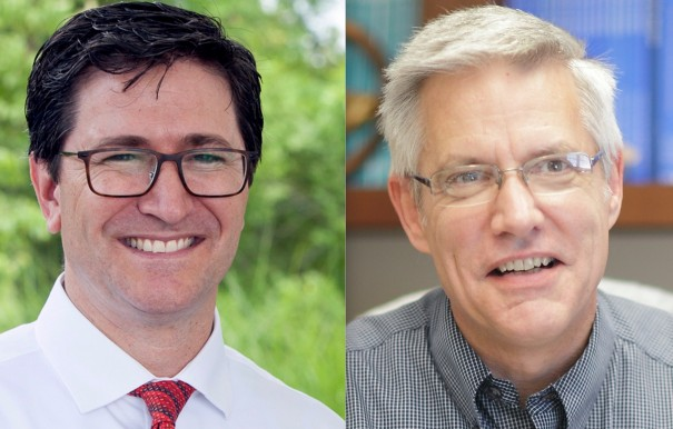 Dr. Chris Parsons and Dr. James Radford were named to 'Best Doctors' list.