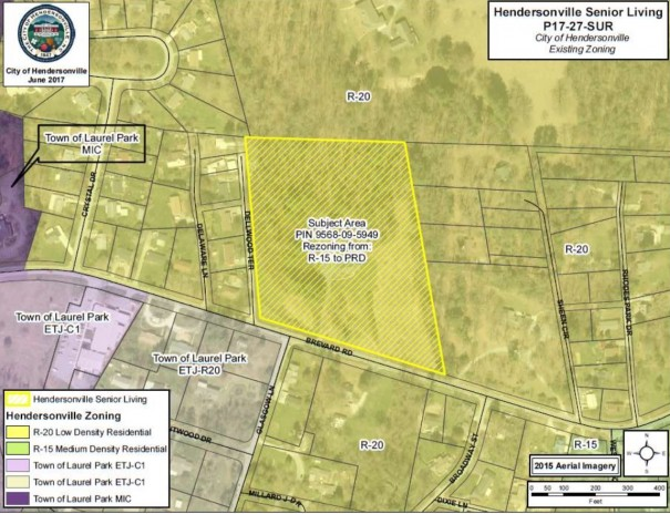 City Council vote on a comp plan amendment means owners of an eight-acre parcel on U.S. 64 must look at other options.