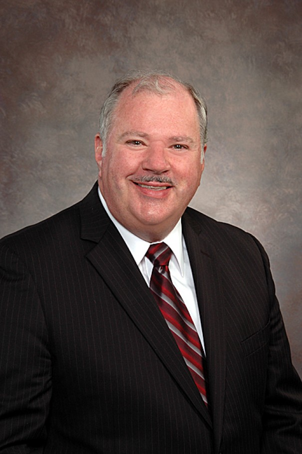 Tommy Thompson will seek a second term as Henderson County Commissioner.