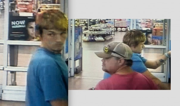 Know these suspects? Call Detective Travis Pierce at 828.694.2825.