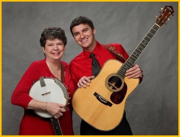 Laura Boosinger and Josh Goforth will perform at the Songcatchers Music Series Sunday at the Cradle of Forestry in America.