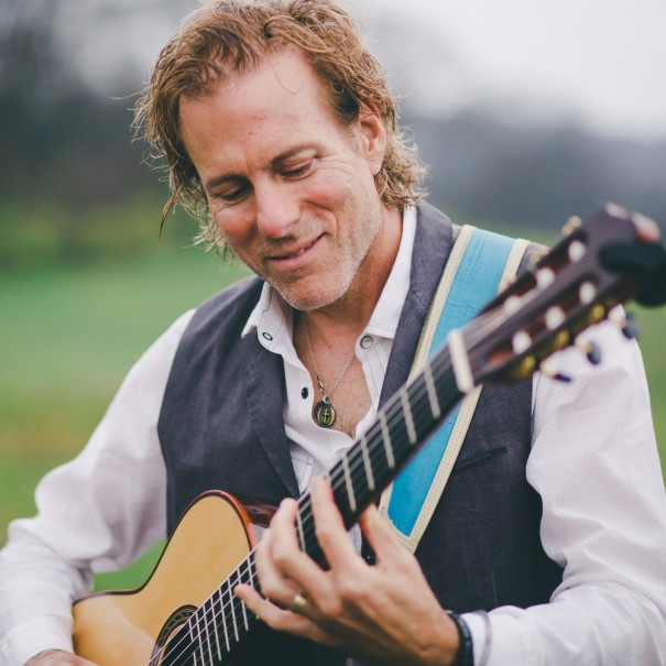 Peter Mayer performs a benefit concert for IAM Nov. 30 at Grace Lutheran Church.