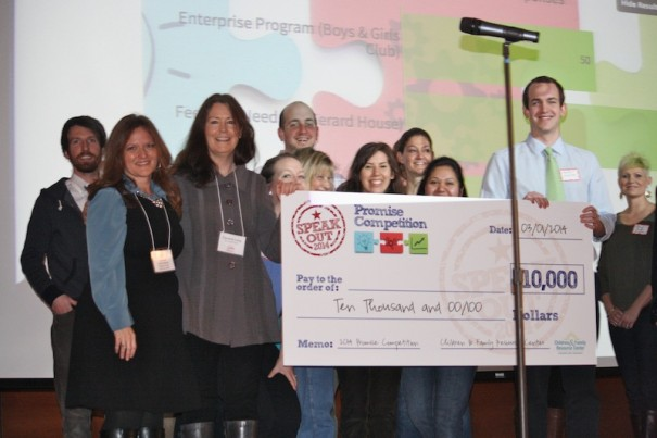 The Grotto School's community garden won a $10,000 grant.