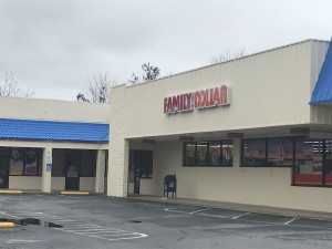The new Family Dollar is open in Plaza Fiesta on Asheville Highway.