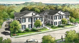 The Hendersonville City Council last week authorized a 10-unit condo development on First Avenue West.