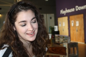 Hannah Rose DeFlumeri talks about 'Cats,' playing at the Playhouse Downtown.