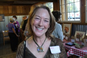 Susan Barrett looks forward to showing her pottery during Open Studio Tour.