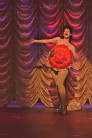 Stephanie Cowan stars as Gypsy Rose Lee in the Flat Rock Playhouse production of Gypsy. [PHOTO BY LINDSEY PATTON]