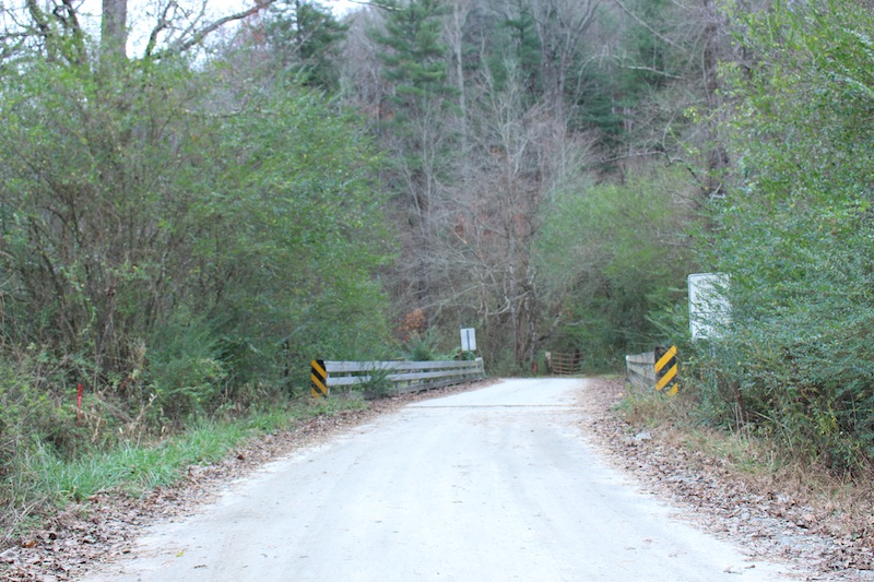 NCDOT wants to replace Middleton Road bridge.
