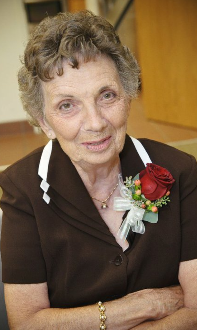 Eldora Louise Johnson Arrington, 81