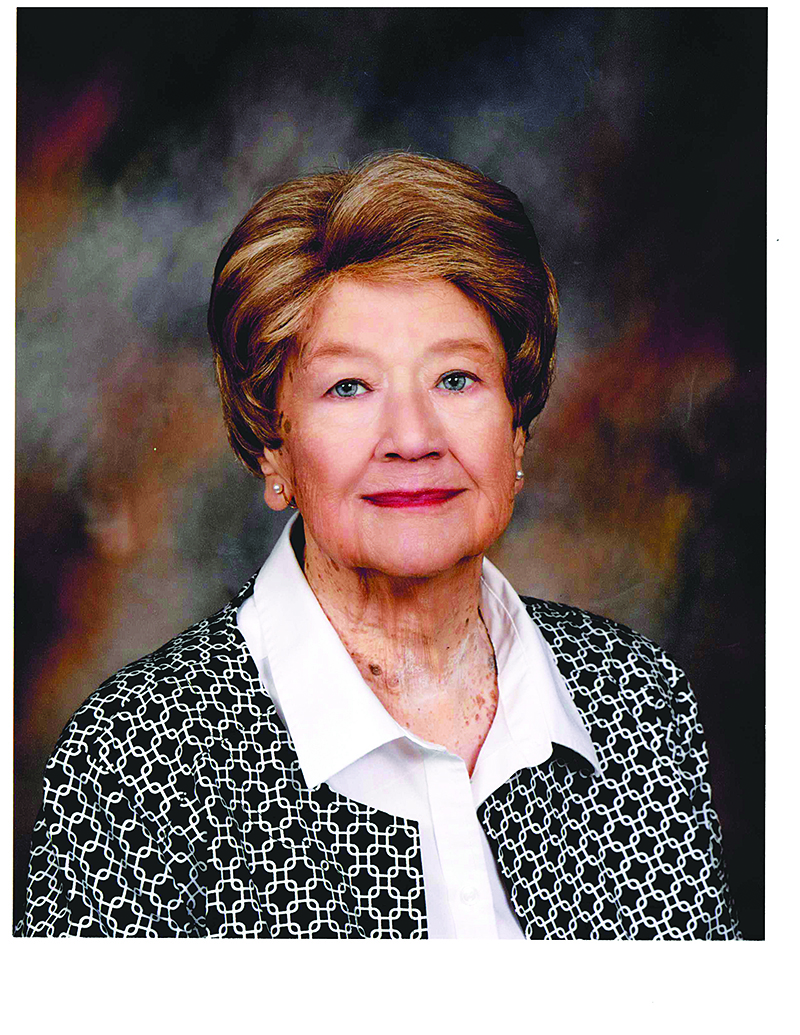 Dr. Amy Fisher Pace, 85