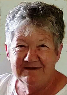 "Patricia ""Pat"" Harvey, 65"