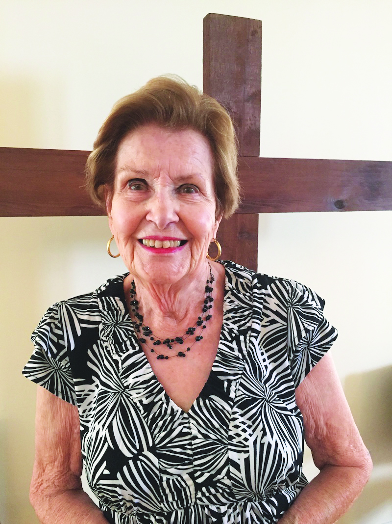 Margaret Stonecipher Thomas, 87