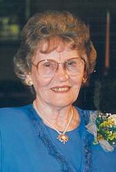Margie Lindsey McCall, 90