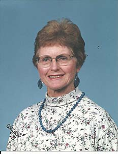 Nancy Hall Baird, 82