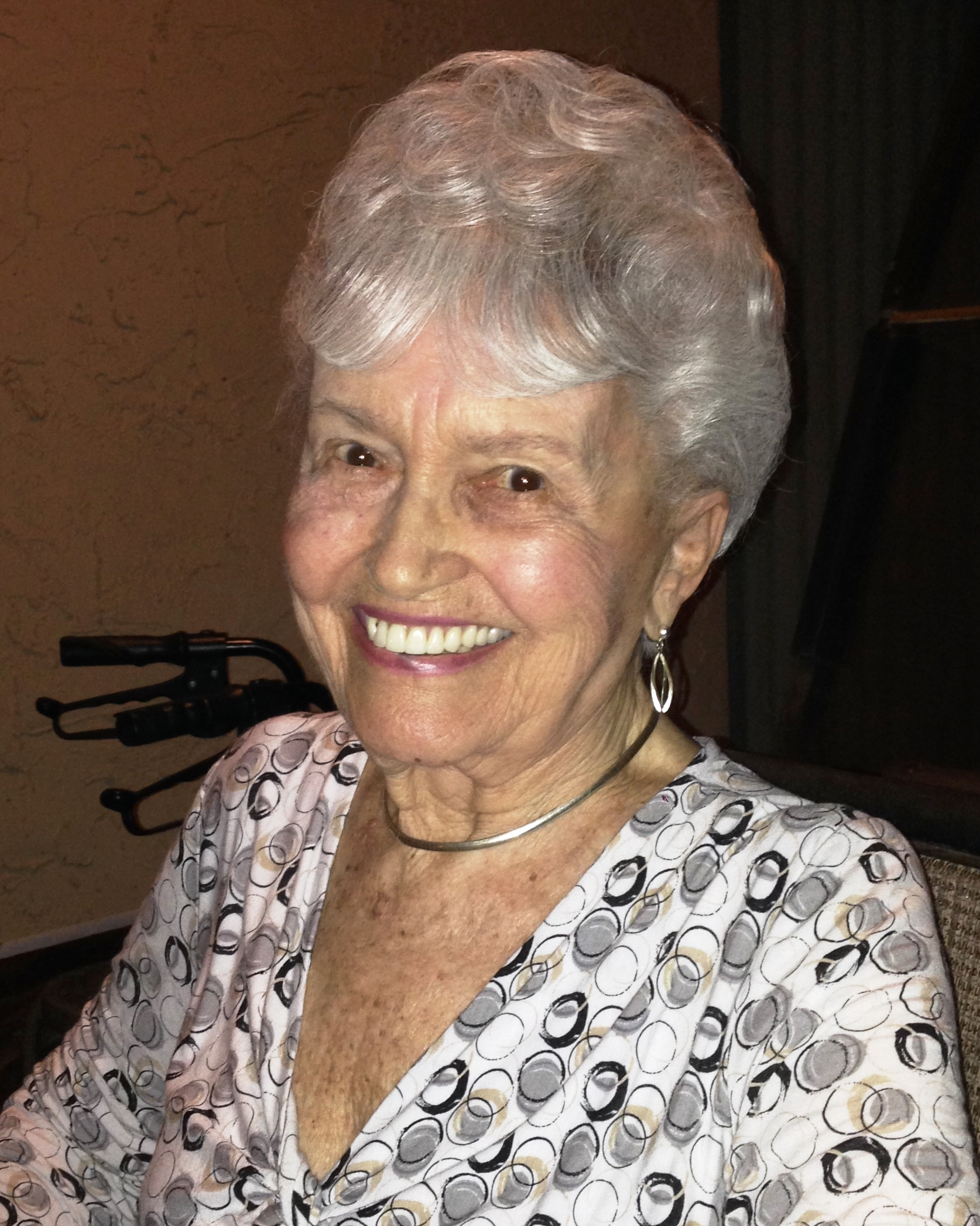 Shirley A. Thomas, 88