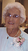 Catherine McCall Capps, 91