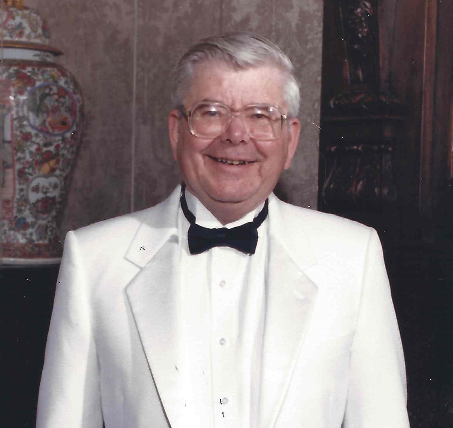Robert James Robinson, 83