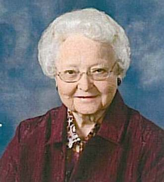 Mary Carolyn Brown Whitaker, 85